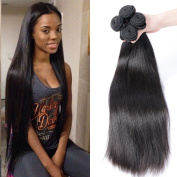 Gem Beauty Hair Malaysian Virgin Hair Straight 3 Bundles Malaysian Human Hair Bundles Straight Hair Weft Natural Colour