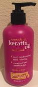 Oliology Smoothing Keratin Oil Hair Mask, 240ml