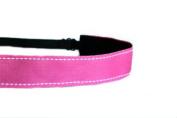 Mavi Bandz Adjustable Non-Slip Fitness Headband Saddle - Pink