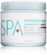 Bio Creative Lab Spa Moisture Mask, Spearmint plus Vanilla, 470ml by Bio Creative Lab