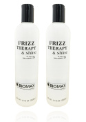 Biomax Frizz Therapy & Shine 380ml
