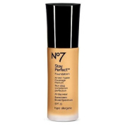 Boots No7 Stay Perfect Foundation Toffee SP15 30ml