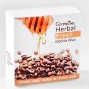 Body Scrub Soap Bar Herbal Fresh-Coffee Honey Scrub Glycerin Soap Cleansing Skin Care Products