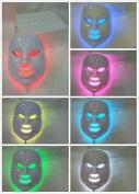 7 Colour LED Mask Skin Rejuvenation facial mask Skin Care acne treatment beauty mahcine