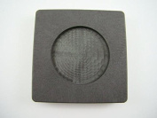 Silver 30ml Round Coin Size Gold 60ml High Density Graphite Mould Bar