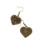 10 Pairs Fashion Jewellery Making Charms Earrings Backs Findings Arts Crafts Hooks Bulk Lots Wholesale Supplier D3OE4 Three Heart