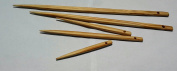 5 piece large and small weaving needles. 4,6,8,12 and 36cm