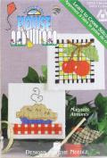 2055 Cherries Magnetic Cross Stitch Kit