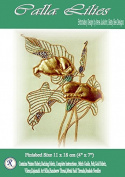Calla Lilies Needlework Embroidery Kit