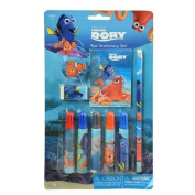 Finding Dory 9pc Stationery Set on Blister Card