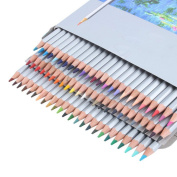 Raffine 72-colour Professional Art Drawing Pencils / Coloured Pencils for Artist Sketch, Set of 72 Assorted Colours