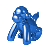 Made By Humans Balloon Monkey Money Bank, Blue
