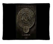 JingWEI Design Custom Rectangle Pillowcase Pillow Case Cover The Hunger Games Pattern Design Standard Size 50cm x 80cm