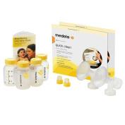 Medela Breast Pump Accessory Set for Bottle - Feeding