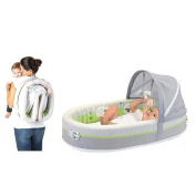 LulyBoo Baby Lounge To Go - Premium Portable Beds