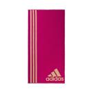Adidas Towel Pink/Yellow