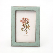 Photo Frames Saingace® Home Decor 20cm Vintage Wooden Wedding Casamento Pictures Frames