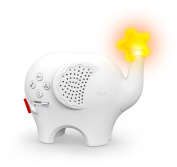 Fisher-Price Music and Lights Elephant Infant Toy