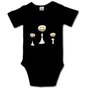 Mama 3c Unisex Boys Girls Baby Bodysuits Onesies 100% Cotton