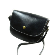 Retro Leather Women Messenger Bags Chain Shoulder Crossbody Bag