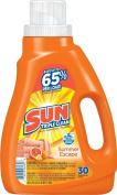 Sun Ultra Liquid Laundry Detergent, Summer Escape, 1340mls, 30 Loads, 45.4 Fluid Ounce