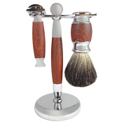 Barbero Shaving Kit No.06 Brown Multi-Fit