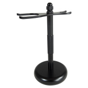 Barbero Deluxe Razor and Brush Stand No.01 Black