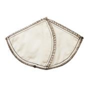 Cotton Coffee Sock Basket Reusable Coffee Filters (3-Pack) Handmade by Hide & Drink
