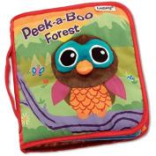 Peek-A-Boo Forest Cloth Book