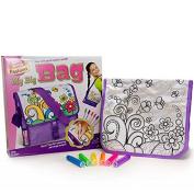 Small World Toys Fashion - My Big Bag Plush Purse