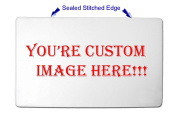 Personalised Custom Playmat w/ STITCHED EDGE Any image you want