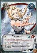 Naruto Card - Tsunade 029 - Eternal Rivalry - Uncommon