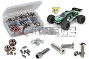 Los089 - Team Losi TEN-MT (LOS05009T) Stainless Screw Kit