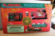 G SCALE LIONEL 'THE ORNAMENT EXPRESS SET' - BRAND NEW