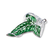 Noble Collection - Lord of the Rings Brooch Elven Leaf Brooch