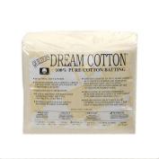 Quilter's Dream Natural Cotton Supreme Batting (240cm x 240cm ) Double