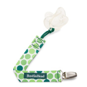 Booginhead Pacigrip Pacifier Holder Grasshopper