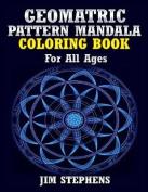 Geometric Pattern Mandala Coloring Book