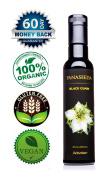 Activation Products Black Cumin Seed Oil, 250 ml, Vegan, Organic & Gluten Free, 100% Pure Nigella Sativa. Digestive Support, Immune System Booster, Loaded with Vitamins b1 b2 b3