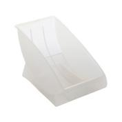 Home-X 23cm , Salad/Dessert Plate Holder. Holds Plates in Upright Position
