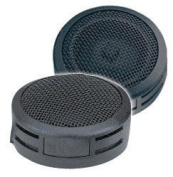 Qpower QT1 TWEETER 2.5cm DOME QPOWER 250W BLACK BLISTER PACKED