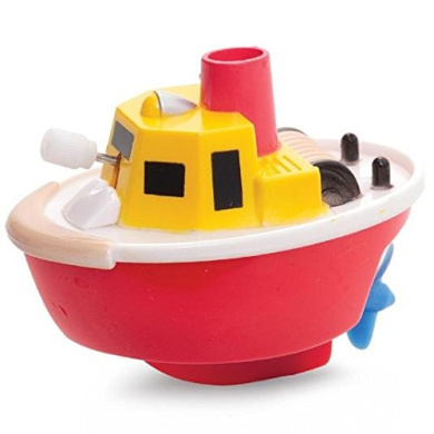 Tobar Wind Up Boat Cruisers 3+