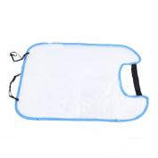 Hrph Car Auto Seat Back Protector Cover Backseat for Children Babies Kick Mat Protects from Mud Dirt