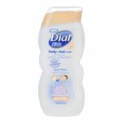Dial Kids Body Wash, Peachy Clean, 350ml