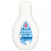Johnson's Baby Sensitive Touch All-in-One Wash 250ml