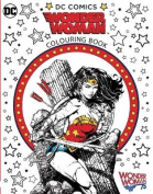 Wonder Woman Colouring Book