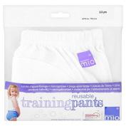 Bambino Mio Training Pants White 2-3 years