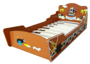Bebe Style Children's Pirate Ship/Boat Wooden Junior Bed