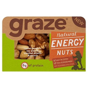 Graze Natural Energy Nuts 37g