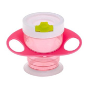 Brother Max Sippy Cup Pink/Green